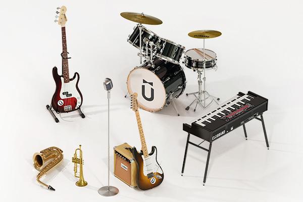 6 Piece Band
