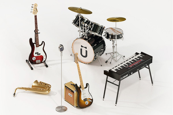 5 Piece Band