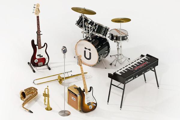 7 Piece Band