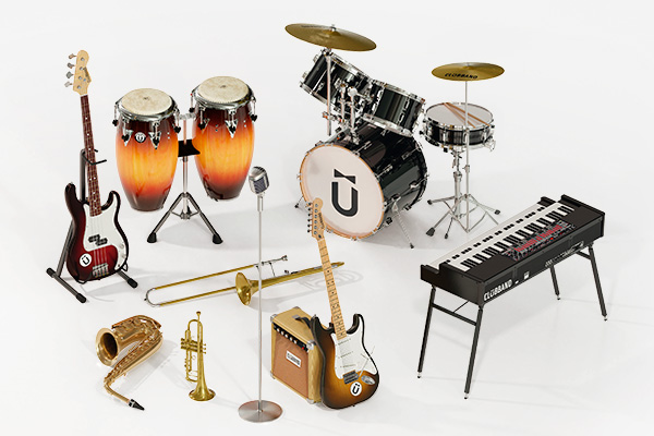 8 Piece Band